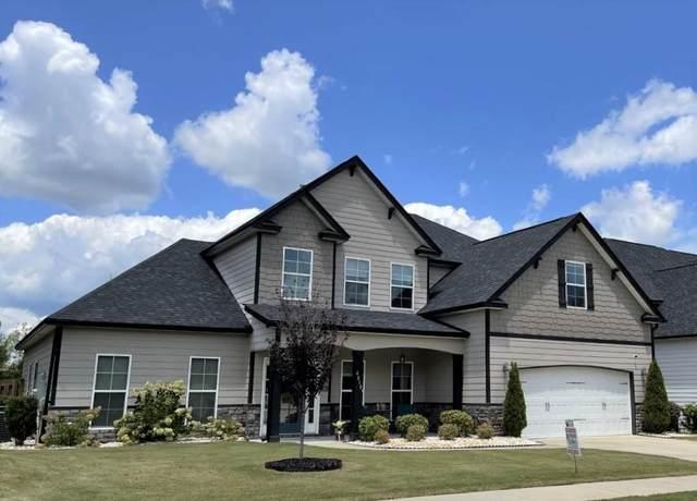 4810 Tanner Oaks Drive, Evans, GA 30809 (MLS #473674) :: Rose Evans Real Estate