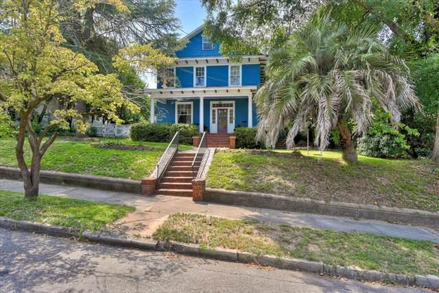 1321 Wingfield Street, Augusta, GA 30904 (MLS #473675) :: Rose Evans Real Estate