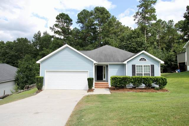289 Carriage Lane, North Augusta, SC 29841 (MLS #473681) :: Rose Evans Real Estate