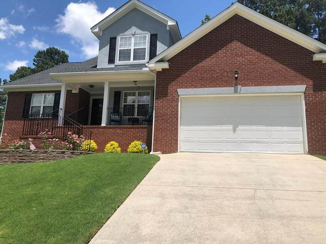 4867 Whitehall Drive, Evans, GA 30809 (MLS #473683) :: Rose Evans Real Estate