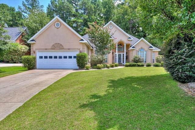 586 Windward Court, Evans, GA 30809 (MLS #473686) :: Rose Evans Real Estate