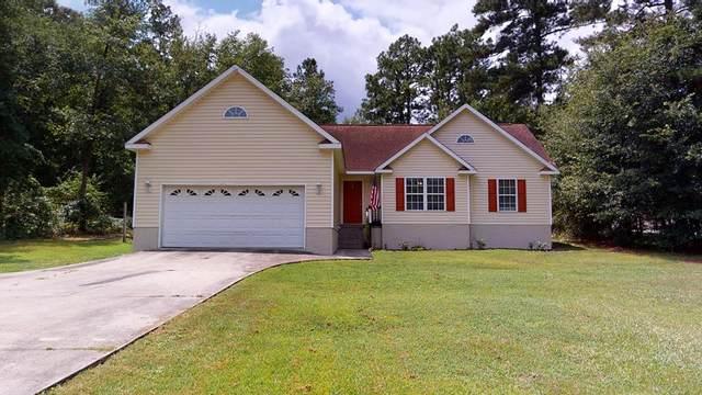 845 Sudlow Lake Road, North Augusta, SC 29841 (MLS #473690) :: Rose Evans Real Estate