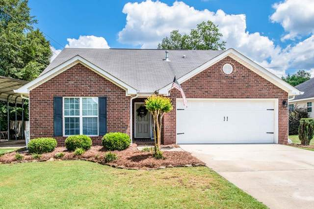 314 Mill Stone Lane, North Augusta, SC 29860 (MLS #473691) :: Rose Evans Real Estate