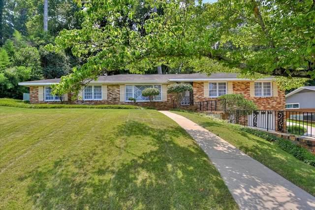 2279 Overton Road, Augusta, GA 30904 (MLS #473693) :: Rose Evans Real Estate