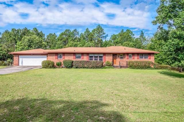 210 Hillcrest Drive, North Augusta, SC 29841 (MLS #473694) :: Rose Evans Real Estate