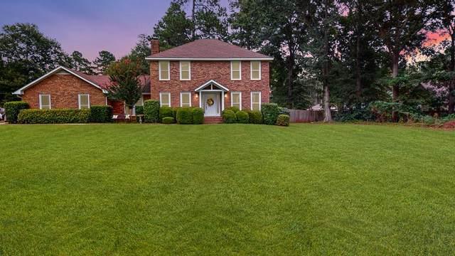 314 Hermitage Lane, North Augusta, SC 29860 (MLS #473701) :: Rose Evans Real Estate