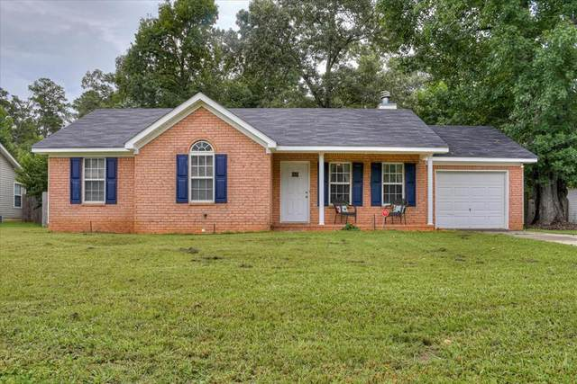 4908 Mossycup Court, Hephzibah, GA 30815 (MLS #473741) :: Better Homes and Gardens Real Estate Executive Partners