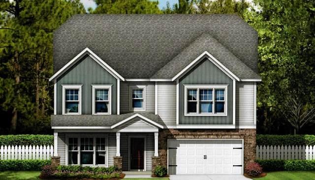 472 Geranium Street, Graniteville, SC 29829 (MLS #473802) :: Melton Realty Partners