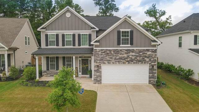 2273 Kendall Park Drive, Evans, GA 30809 (MLS #473857) :: Better Homes and Gardens Real Estate Executive Partners