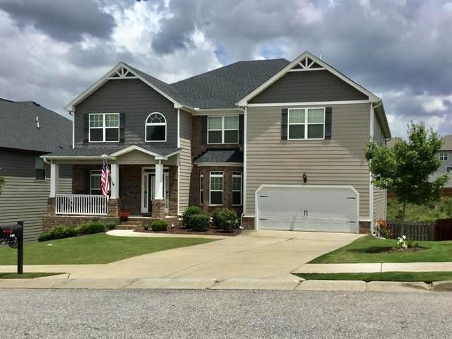 544 Oconee Circle, Evans, GA 30809 (MLS #473896) :: Better Homes and Gardens Real Estate Executive Partners