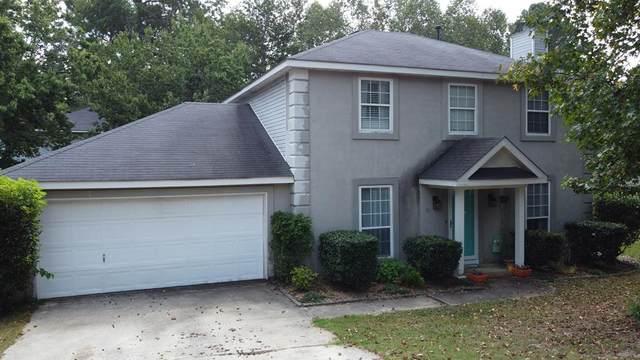 4108 Mansfield Place, Martinez, GA 30907 (MLS #473917) :: McArthur & Barnes Group | Meybohm Real Estate