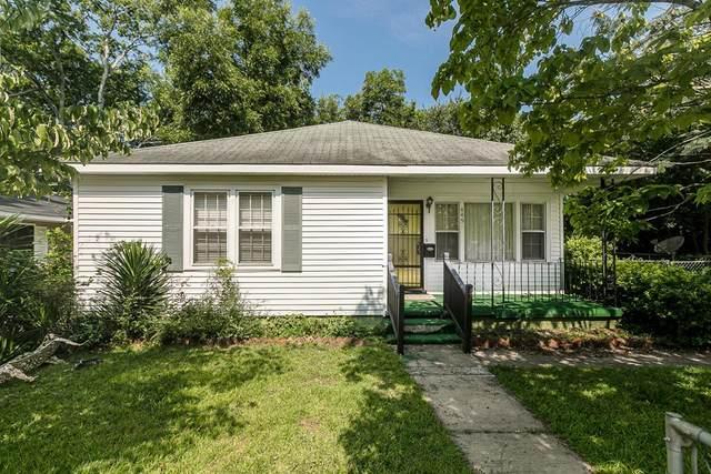 449 NE Union Street, Aiken, SC 29801 (MLS #473964) :: EXIT Realty Lake Country