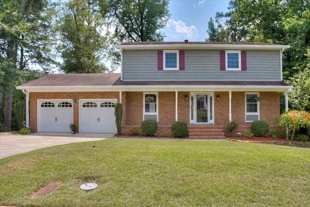 1864 Lodgepole Avenue, North Augusta, SC 29841 (MLS #473989) :: McArthur & Barnes Group | Meybohm Real Estate