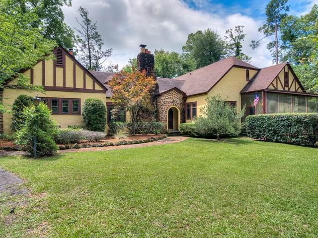 557 SW Highland Park, Aiken, SC 29801 (MLS #473996) :: McArthur & Barnes Group | Meybohm Real Estate