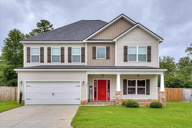265 Sweetwater Landing Drive, North Augusta, SC 29860 (MLS #474027) :: McArthur & Barnes Group | Meybohm Real Estate