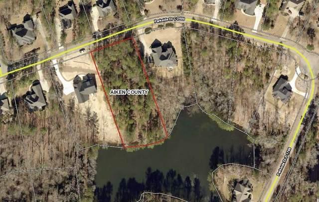 538 Parkside Drive, Aiken, SC 29803 (MLS #474030) :: Shannon Rollings Real Estate