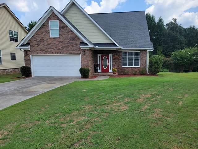 2532 Grier Circle, Evans, GA 30809 (MLS #474051) :: McArthur & Barnes Group   Meybohm Real Estate