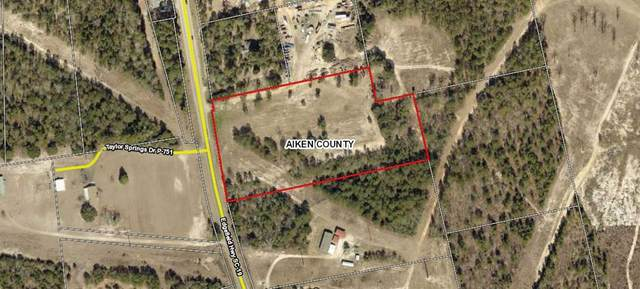 0 HWY 19 N Edgefield Highway, Aiken, SC 29801 (MLS #474061) :: Better Homes and Gardens Real Estate Executive Partners