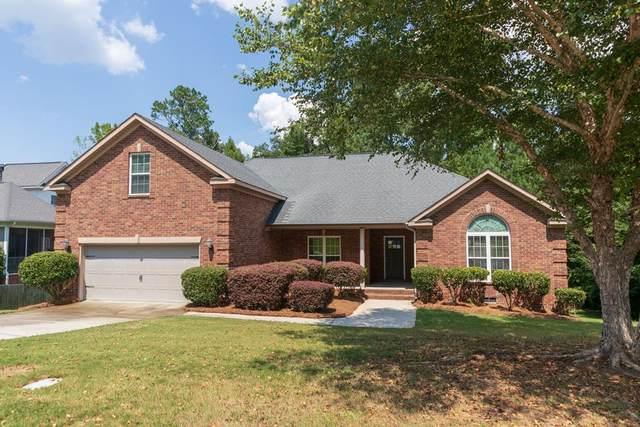 803 Leslie Court, Evans, GA 30809 (MLS #474129) :: McArthur & Barnes Group | Meybohm Real Estate