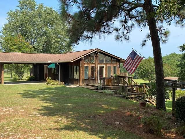 180 Springfield Church Road, Aiken, SC 29801 (MLS #474150) :: Melton Realty Partners