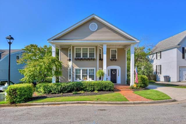 2106 Summer Hill Lane, Augusta, GA 30904 (MLS #474173) :: Melton Realty Partners