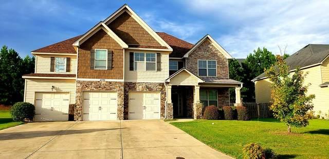 4779 Billie J Drive, Augusta, GA 30909 (MLS #474179) :: For Sale By Joe | Meybohm Real Estate