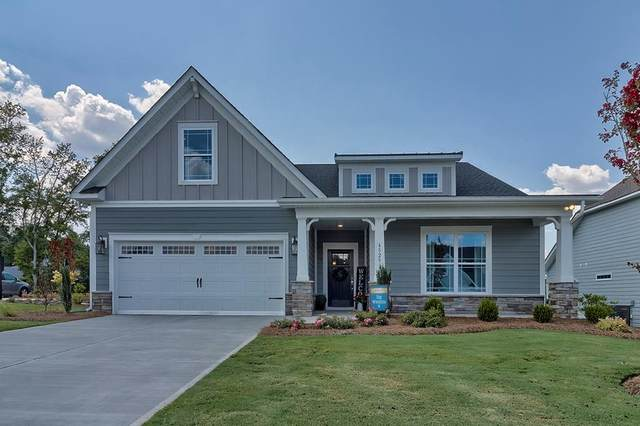 424 Little Pines Court, Aiken, SC 29801 (MLS #474265) :: Melton Realty Partners
