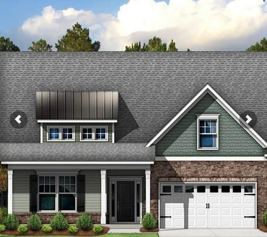 485 Little Pines Court, Aiken, SC 29801 (MLS #474338) :: Melton Realty Partners