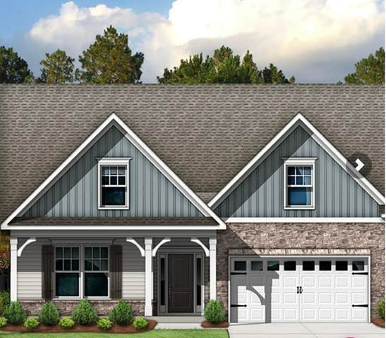 6035 High Top Lane, Aiken, SC 29801 (MLS #474339) :: Melton Realty Partners