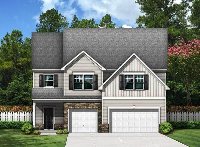 6068 High Top Lane, Aiken, SC 29801 (MLS #474342) :: Melton Realty Partners