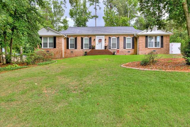 3219 Lake Forest Drive, Augusta, GA 30909 (MLS #474346) :: For Sale By Joe   Meybohm Real Estate