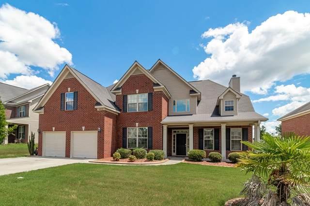 6016 Reynolds Circle #6016, Grovetown, GA 30813 (MLS #474398) :: McArthur & Barnes Group | Meybohm Real Estate