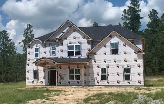 632 Pommel Court, Aiken, SC 29803 (MLS #474399) :: For Sale By Joe   Meybohm Real Estate