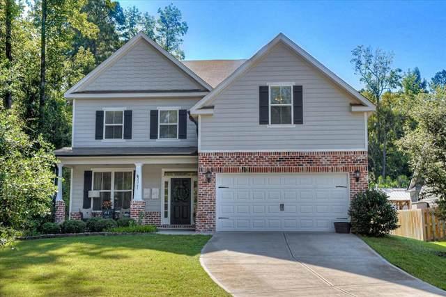 2347 Malone Way, Evans, GA 30809 (MLS #474429) :: McArthur & Barnes Group | Meybohm Real Estate
