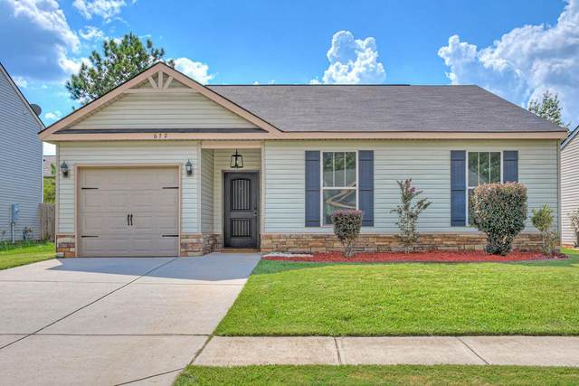 672 Fox Haven Drive, Aiken, SC 29803 (MLS #474513) :: Melton Realty Partners