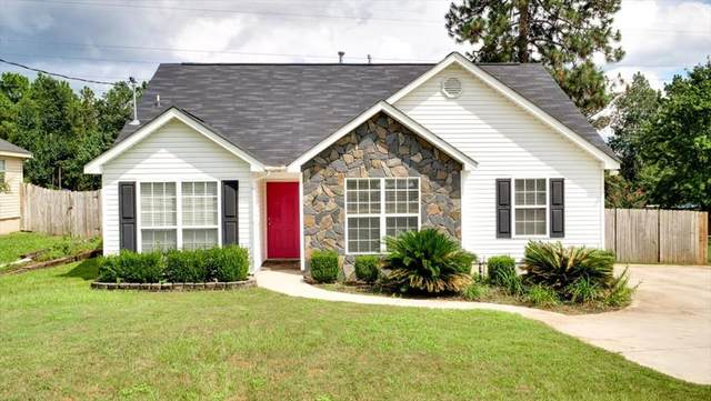 428 Old Sudlow Lake Road, North Augusta, SC 29841 (MLS #474517) :: Melton Realty Partners