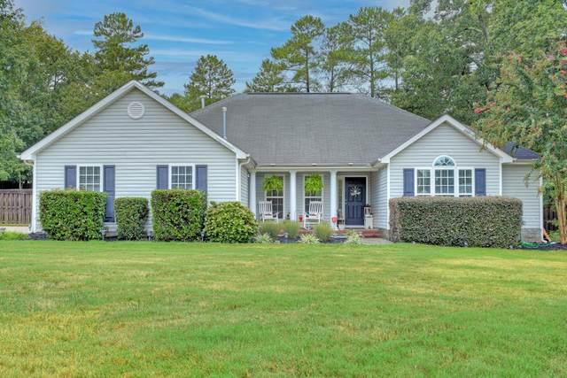 60 Timothy Crossing Court, North Augusta, SC 29860 (MLS #474549) :: McArthur & Barnes Group | Meybohm Real Estate