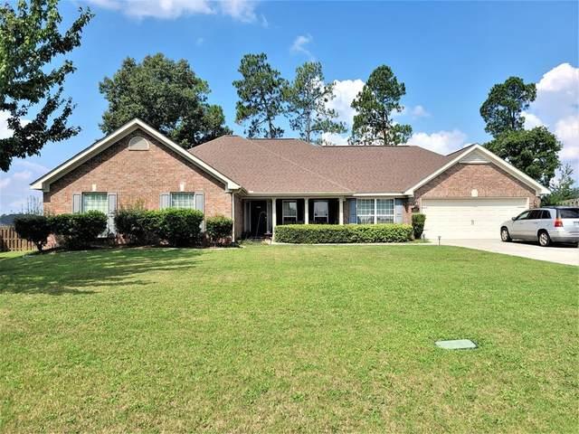 4441 Dave Macdonald Drive, Hephzibah, GA 30815 (MLS #474603) :: Shannon Rollings Real Estate