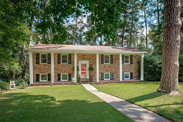 604 Stratford Drive, Augusta, GA 30909 (MLS #474604) :: McArthur & Barnes Group   Meybohm Real Estate