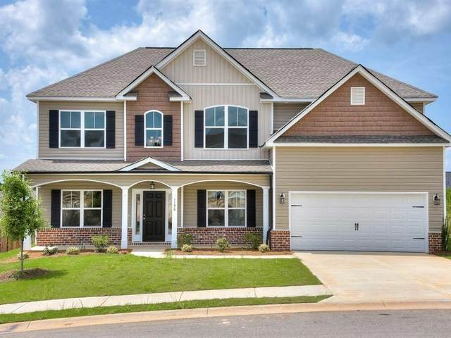1196 Fawn Forest Road, Grovetown, GA 30813 (MLS #474619) :: McArthur & Barnes Group | Meybohm Real Estate