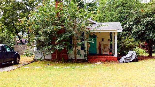 808 Lake Avenue, North Augusta, SC 29841 (MLS #474633) :: Better Homes and Gardens Real Estate Executive Partners