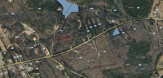 198 Linton Road, Milledgeville, GA 31061 (MLS #474681) :: McArthur & Barnes Group | Meybohm Real Estate