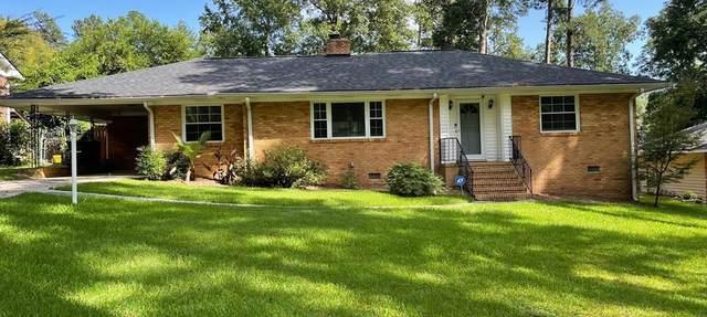 258 E Vineland Drive, Augusta, GA 30904 (MLS #474712) :: McArthur & Barnes Group | Meybohm Real Estate
