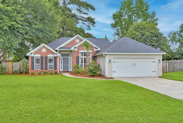 490 Old Walnut Branch, North Augusta, SC 29860 (MLS #474731) :: RE/MAX River Realty