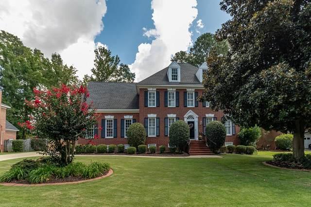 613 Spring Creek Lane, Martinez, GA 30907 (MLS #474740) :: Better Homes and Gardens Real Estate Executive Partners