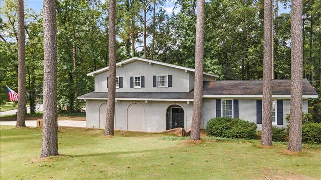 2913 Westchester Drive, Augusta, GA 30909 (MLS #474757) :: RE/MAX River Realty