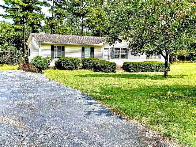 4414 Hillman Gay Road, Dearing, GA 30808 (MLS #474820) :: Tonda Booker Real Estate Sales
