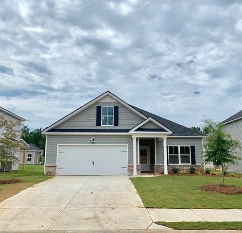 5354 Greyton Circle, North Augusta, SC 29860 (MLS #474825) :: Better Homes and Gardens Real Estate Executive Partners
