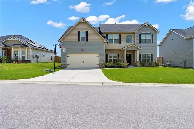 6093 Mahogany Terrace, Graniteville, SC 29829 (MLS #474828) :: Melton Realty Partners