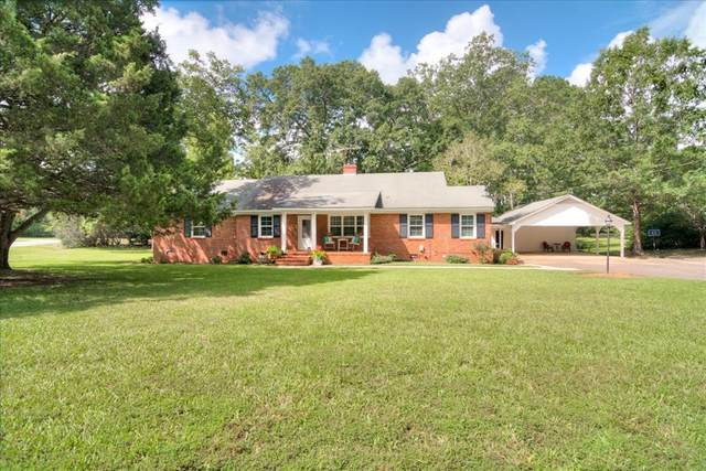 180 Elam Avenue, Lincolnton, GA 30817 (MLS #474831) :: Tonda Booker Real Estate Sales